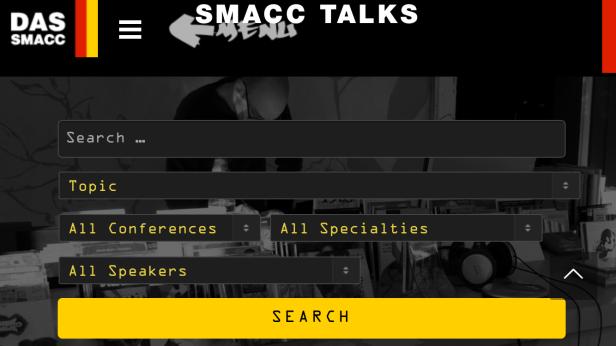 SMACC talks